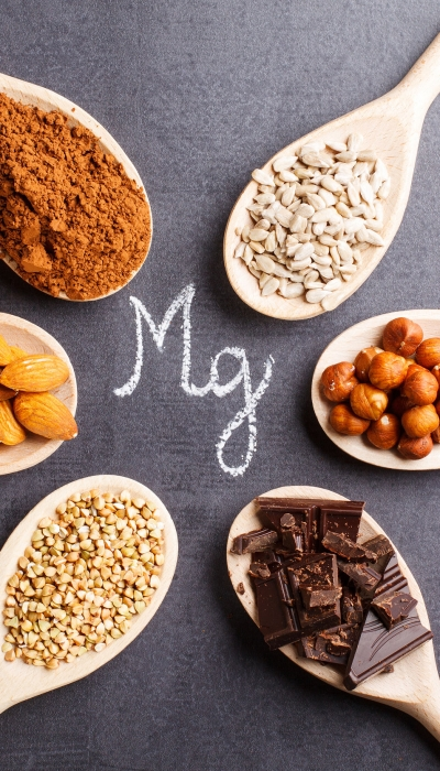Magnesium and Vitamin D Levels