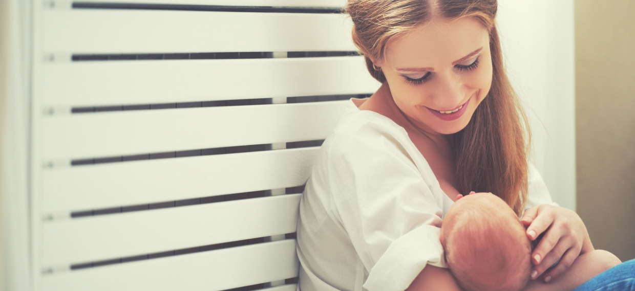 Another Reason to Breastfeed Infants