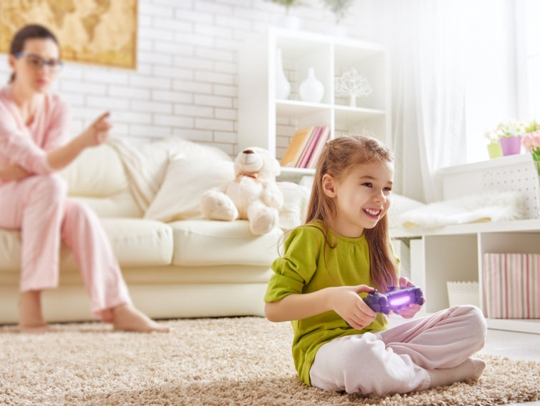Video Games May be Harmful to Children's Brains