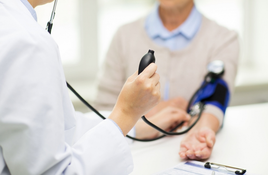 Blood Pressure Meds Causing Problems in the Elderly