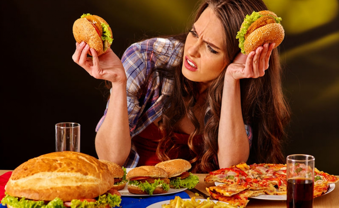 Pandemic Linked to Six Unhealthy Eating Habits