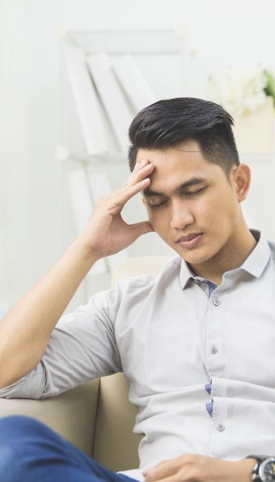 Estrogen May be a Factor in Migraines for Men, too