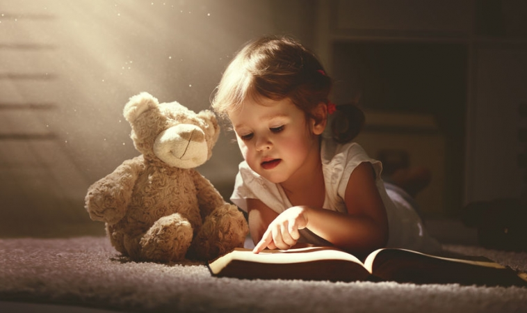 New Book that Assesses Preschoolers Early Literacy Skills