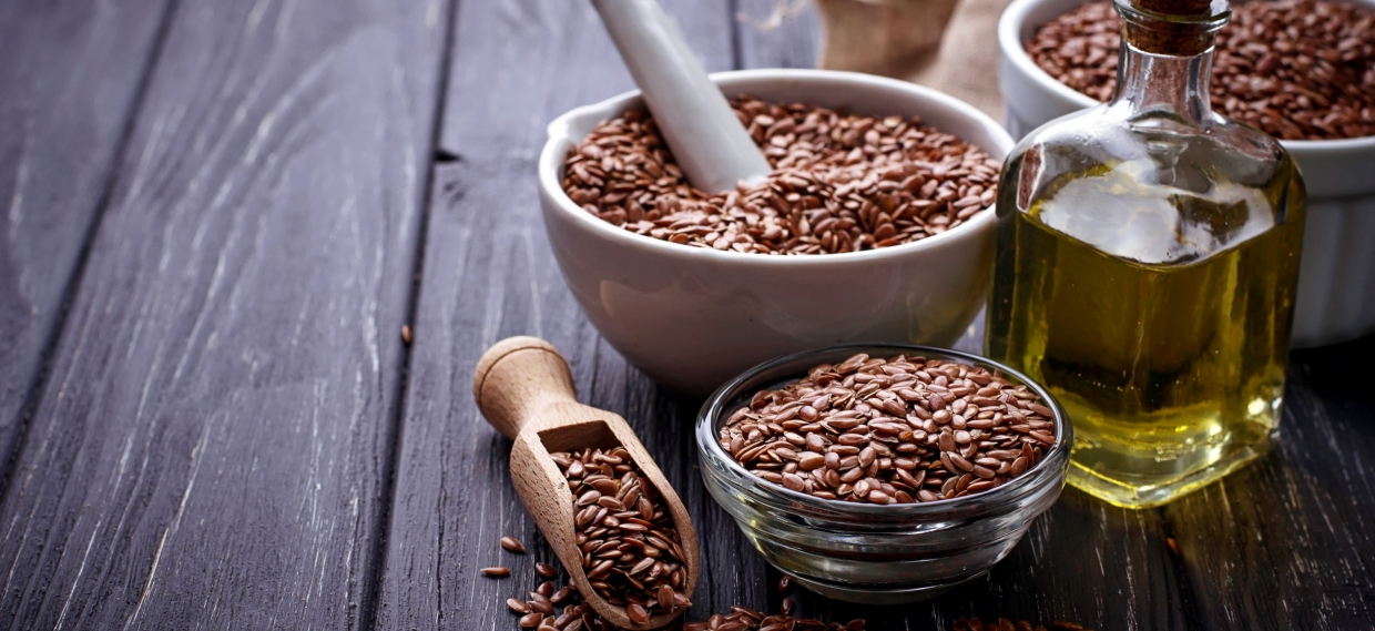 Oils from Seeds are Best for Lowering Cholesterol