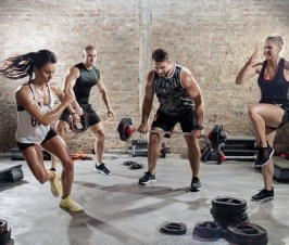 High Intensity Workouts are Good for Memory