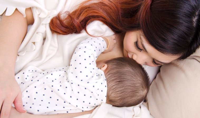 Study Confirms Benefits of Breastfeeding by Decreasing Antibiotic-resistant Bacteria