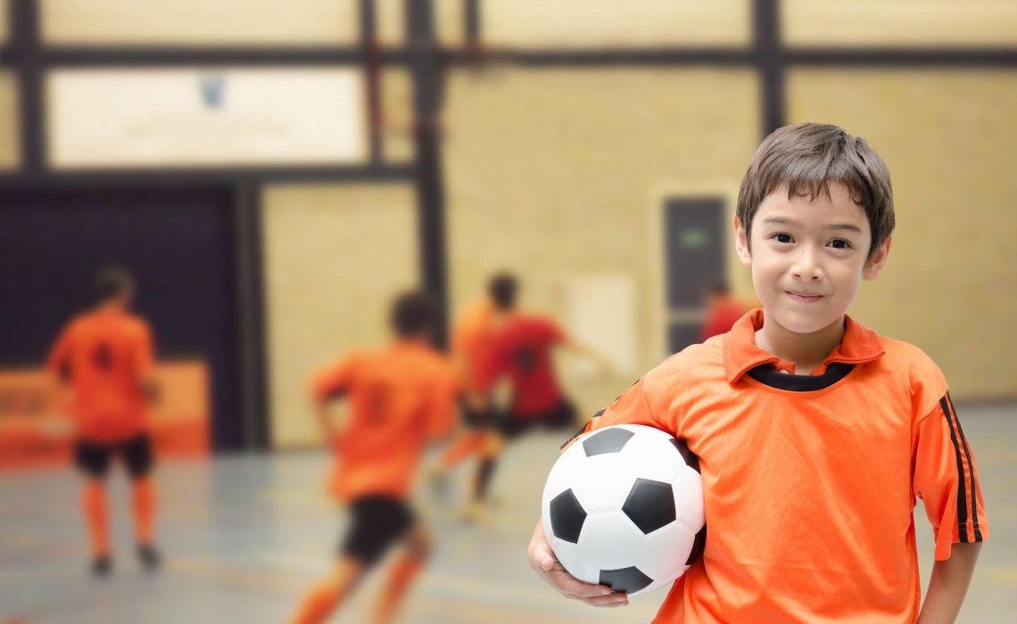 Children Worldwide are at Risk from Lack of Physical Activity