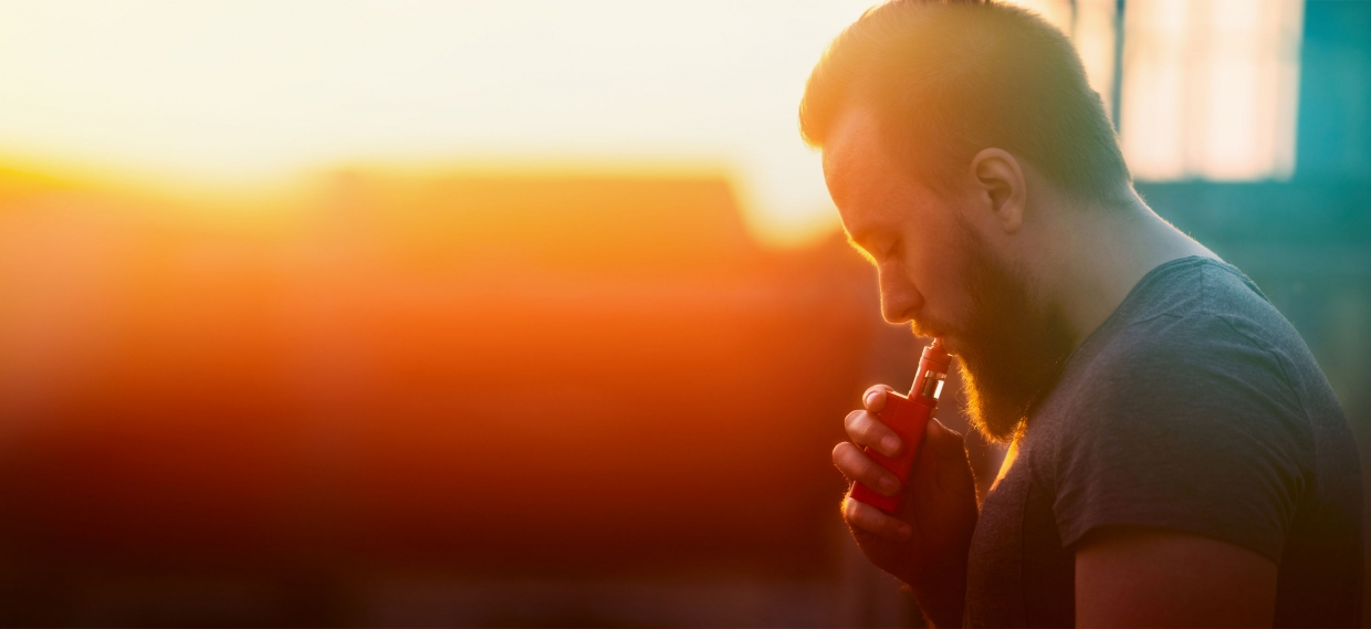 """Cardiovascular Risks of """"Vaping"""" and E-cigarettes"""