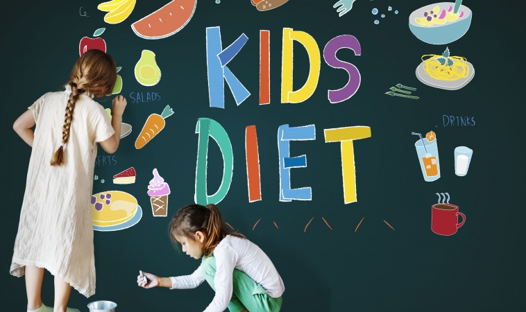 UNICEF Weighs in on State of Children's Diets Worldwide