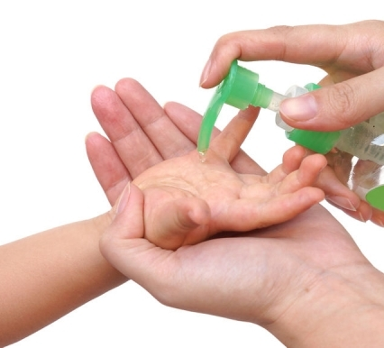Lifelong Problems from Early Antimicrobial Product Use