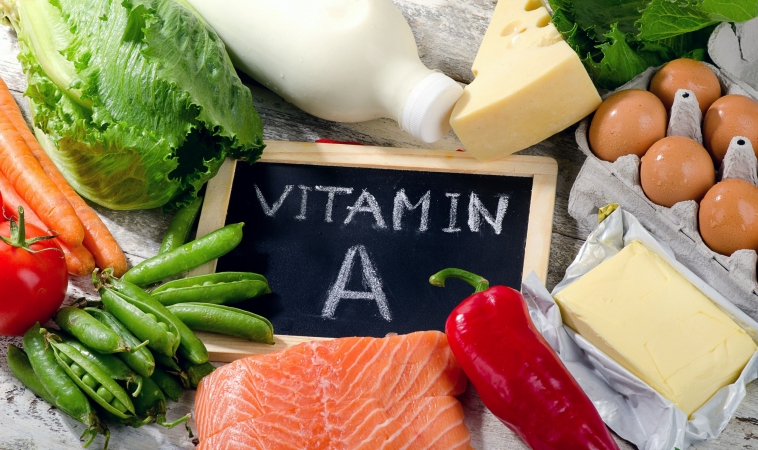 Higher Vitamin A Intake Linked to Less Skin Cancer