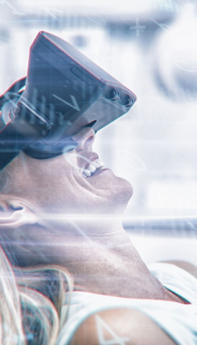 Virtual Reality Used to Lower Pain Experience with Dental Procedures