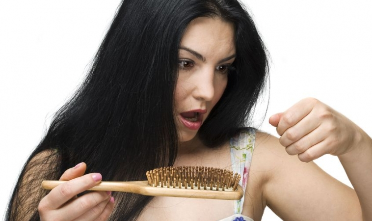 A Naturopathic Solution to Female Hair Loss