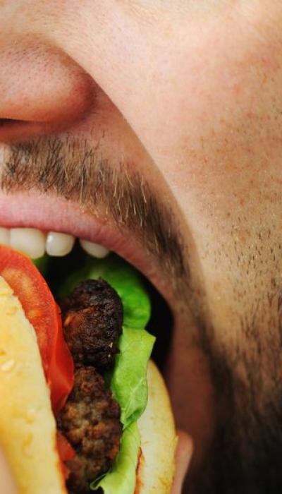 Fast Food Causes Increased Cardiac Workload in Type 2 Diabetics