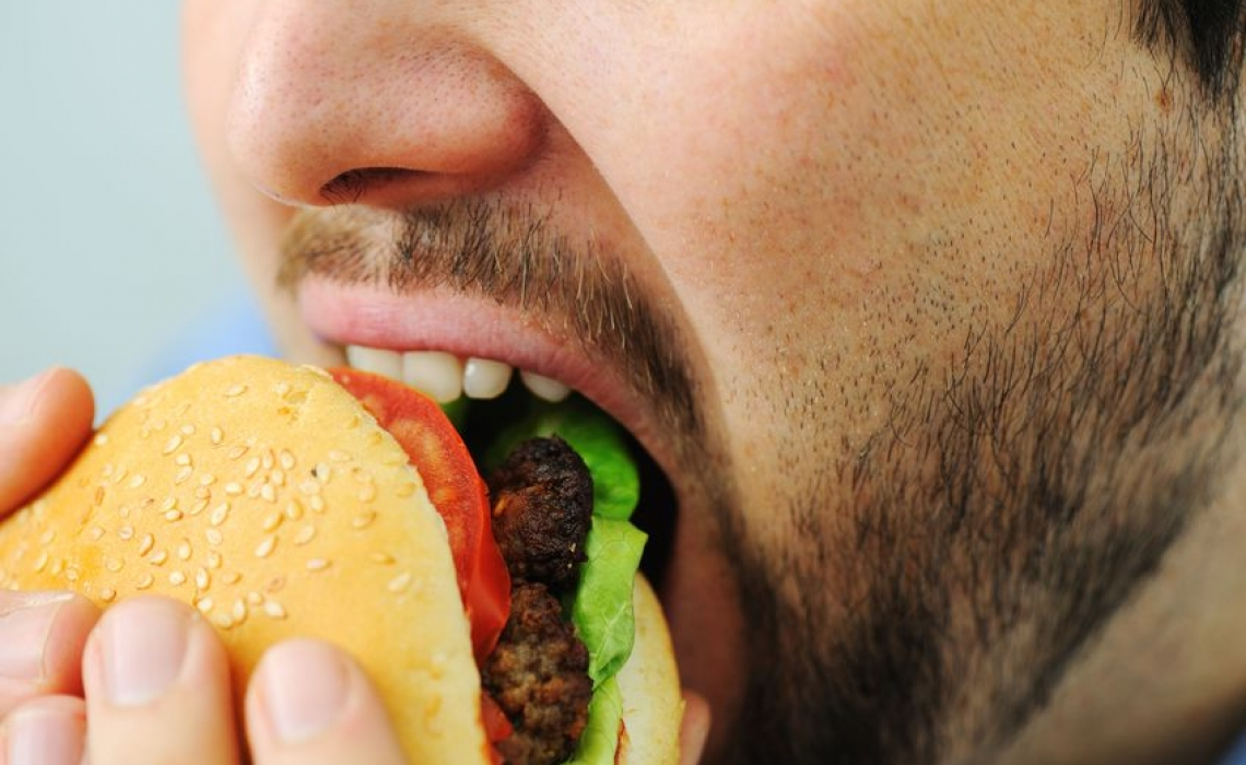 Fast Food Causes Increased Cardiac Workload in Type 2 Diabetics