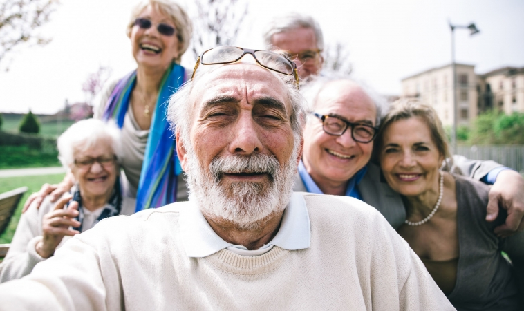 Social Contact Important in Preventing Dementia