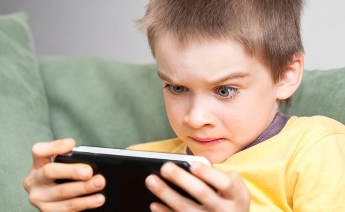 Children Exposed to Violent Media Show Increased Aggression