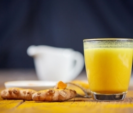 Turmeric Tea for Colds and Flu