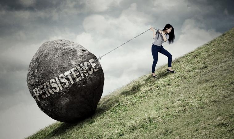 Grit: Perseverance Through Hardships