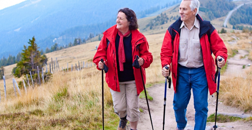 Walking at Fast Pace to Improve Cardiovascular Health