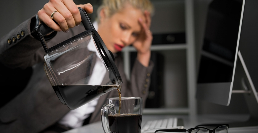 Caffeine May Worsen Anxiety