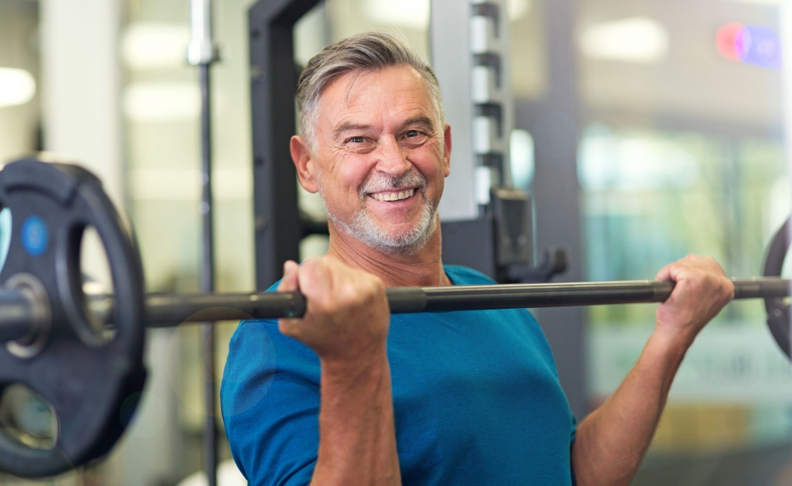 Memory Improved with High-Intensity Exercise in Older Adults