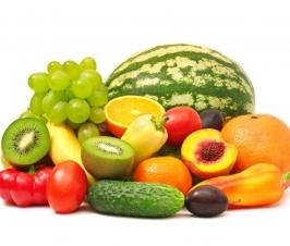 Fruit and Veggies Decrease Stress