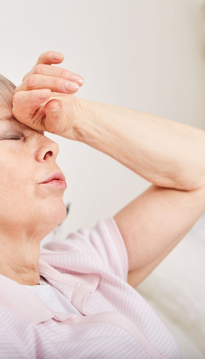 Vital Exhaustion May Lead to Dementia