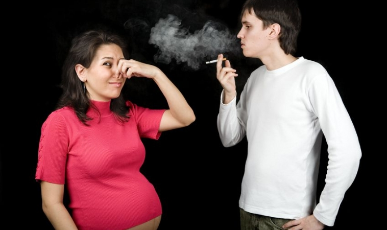No Amount of Smoke is Safe During Pregnancy