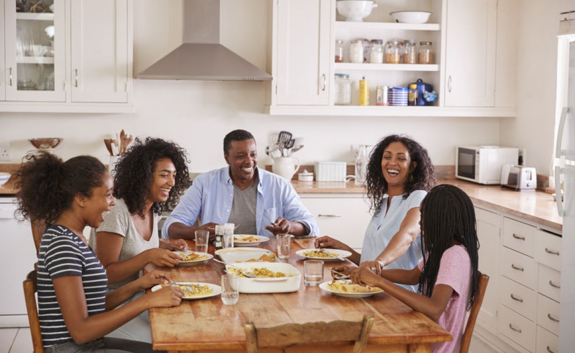 Family Mealtimes are Complicated to Arrange, BUT Important for Health