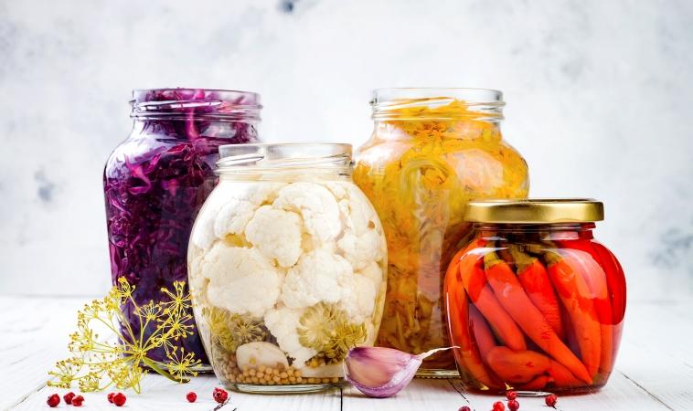 DIY: Fermented Vegetables