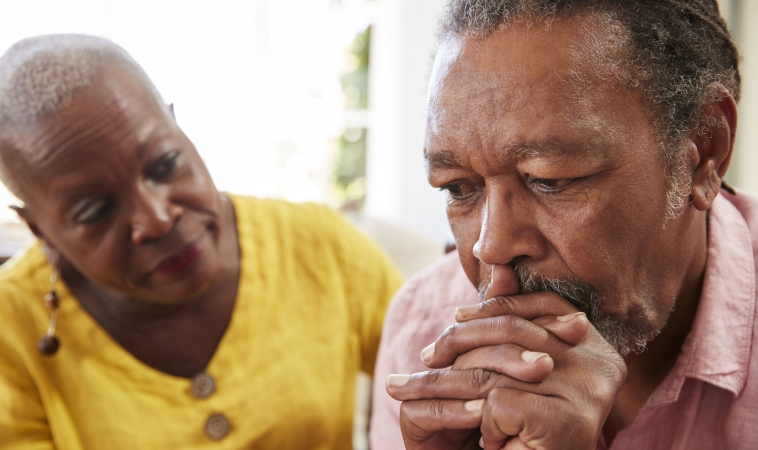 Arguing Can Have Major Consequences in Caregiving Couples