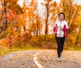 Physical Activity Changes Risk of Heart Disease in Menopausal Women