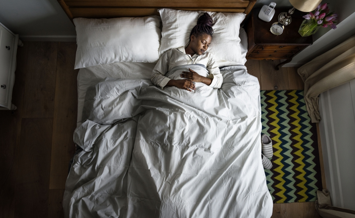 What Happens in the Brain to 'Disconnect' During Sleep?