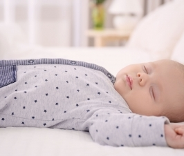 Parents: Don't Worry About Baby's Inconsistent Sleep