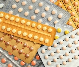 Brain Regions Smaller in Birth Control Users