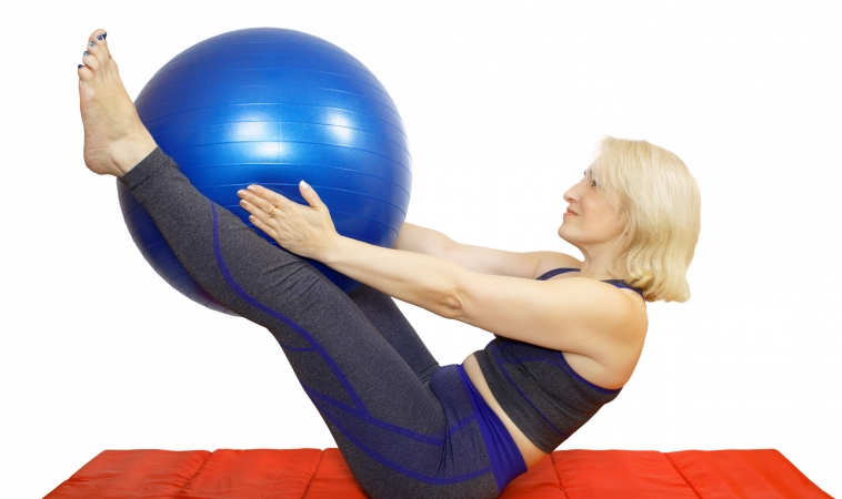 All Physical Activity in Midlife May Help Maintain Muscle Mass