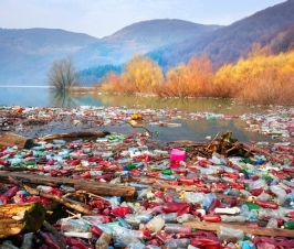 Irreversible 'Tipping Point' of Plastic Pollution