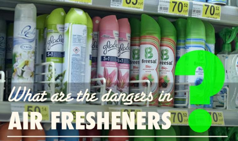 Air Fresheners: Part One – Ingredients