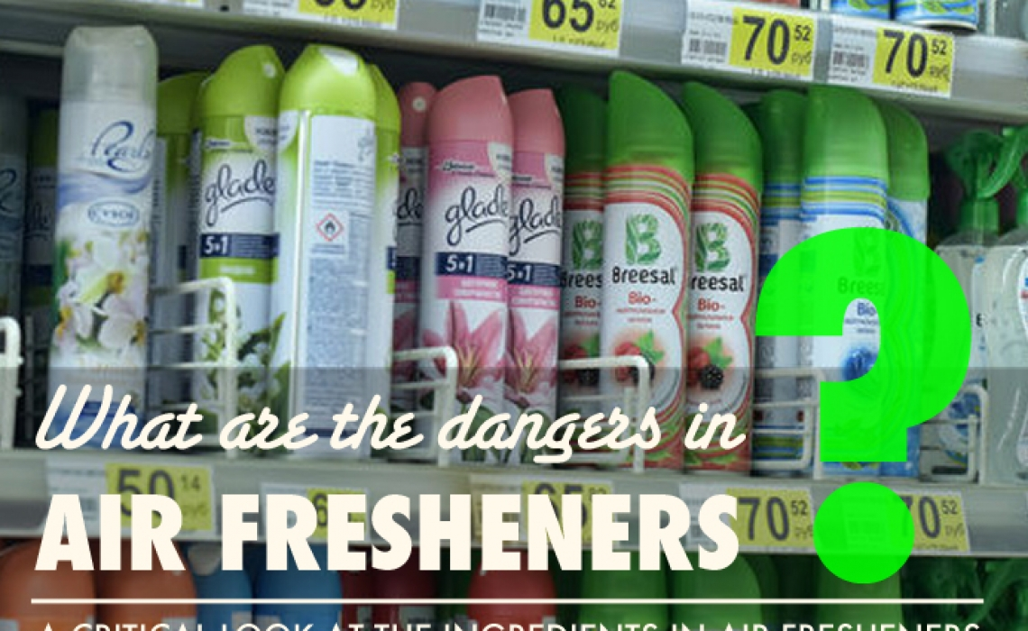 Air Fresheners: Part One – Ingredients