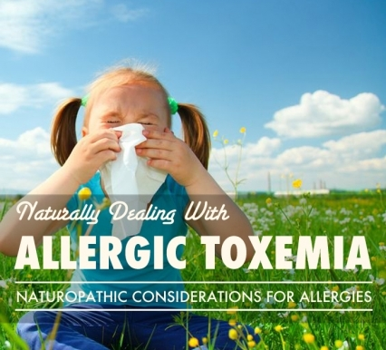 "Dealing with ""Allergic Toxemia"" Naturally"