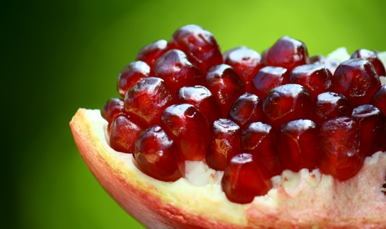 Pomegranate Juice Useful Against Staphylococcus Epidermidis