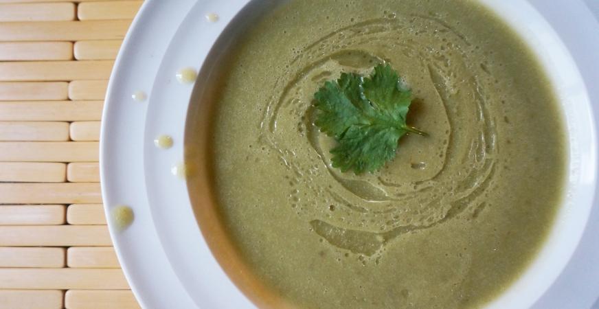 Savoury Cauliflower Cream Soup