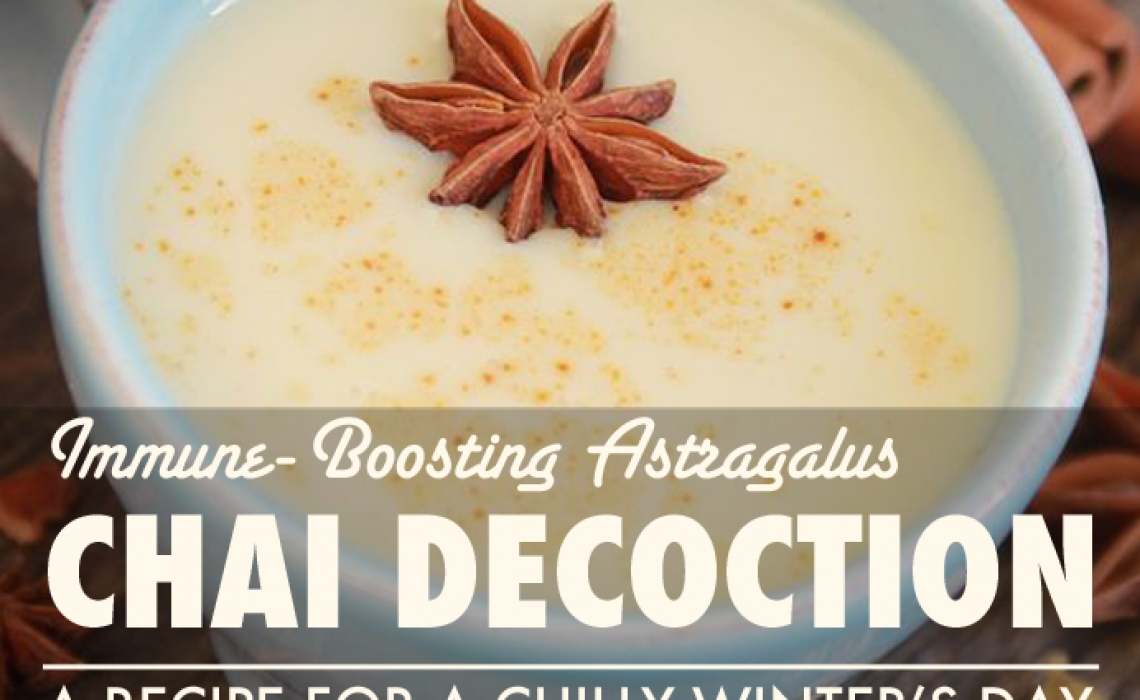 Immune Boosting Astragalus Chai Decoction
