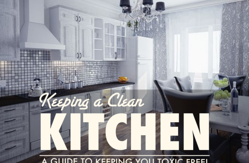Keeping a Clean Kitchen