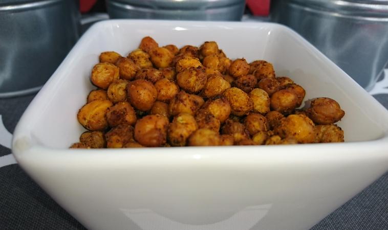Boom CHICK-A-PEA Boom Snacks!