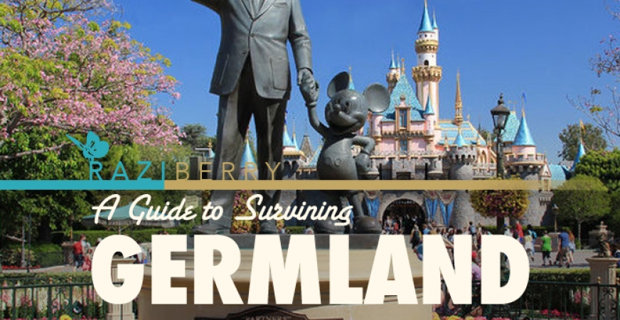 A Healthy Family's Guide to Surviving Germland