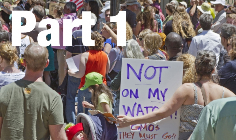 Why You Should Know To Say No to GMOs  Part I – The (Political) Heat is On GMOs