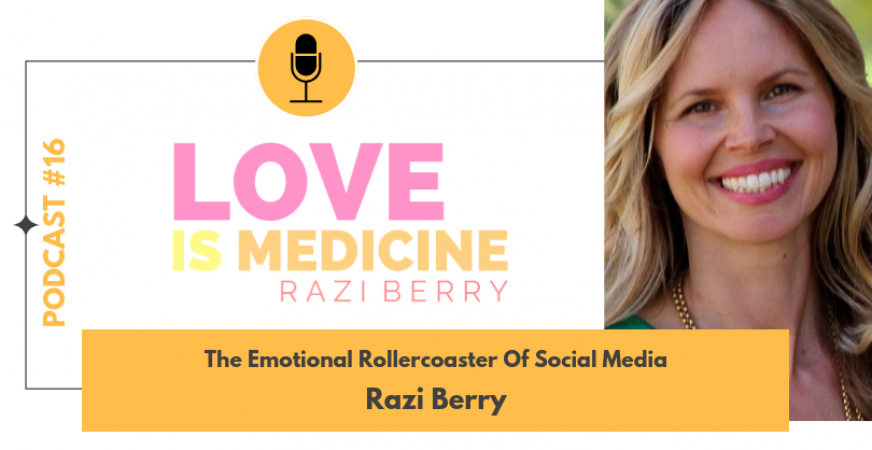 016: The Emotional Rollercoaster Of Social Media w/ Razi Berry