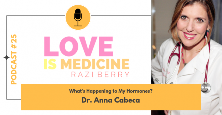 025: What's Happening to My Hormones? with Dr. Anna Cabeca